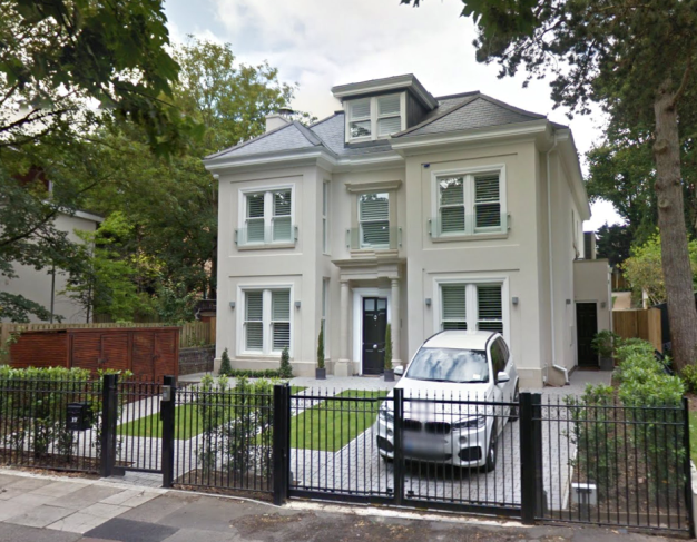 Seymour Road -5000 sq ft residential house in Wimbledon