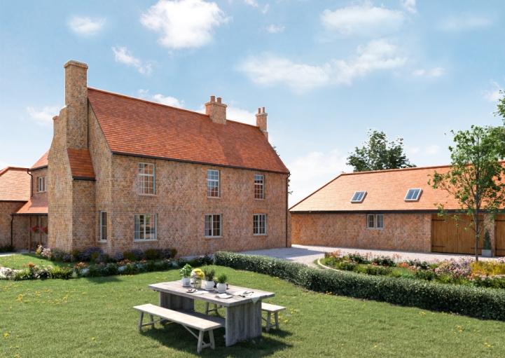 Roundbridge Farm - front